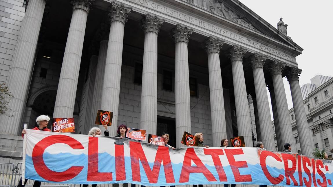 Climat: les Etats-Unis officiellement de retour dans l'accord de Paris