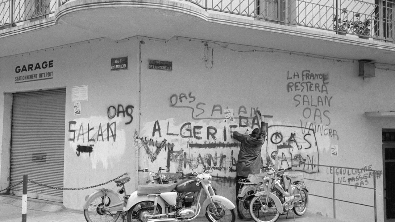 Guerre d'Algérie : créée il y a 60 ans, comment l'OAS a mené son combat sanglant