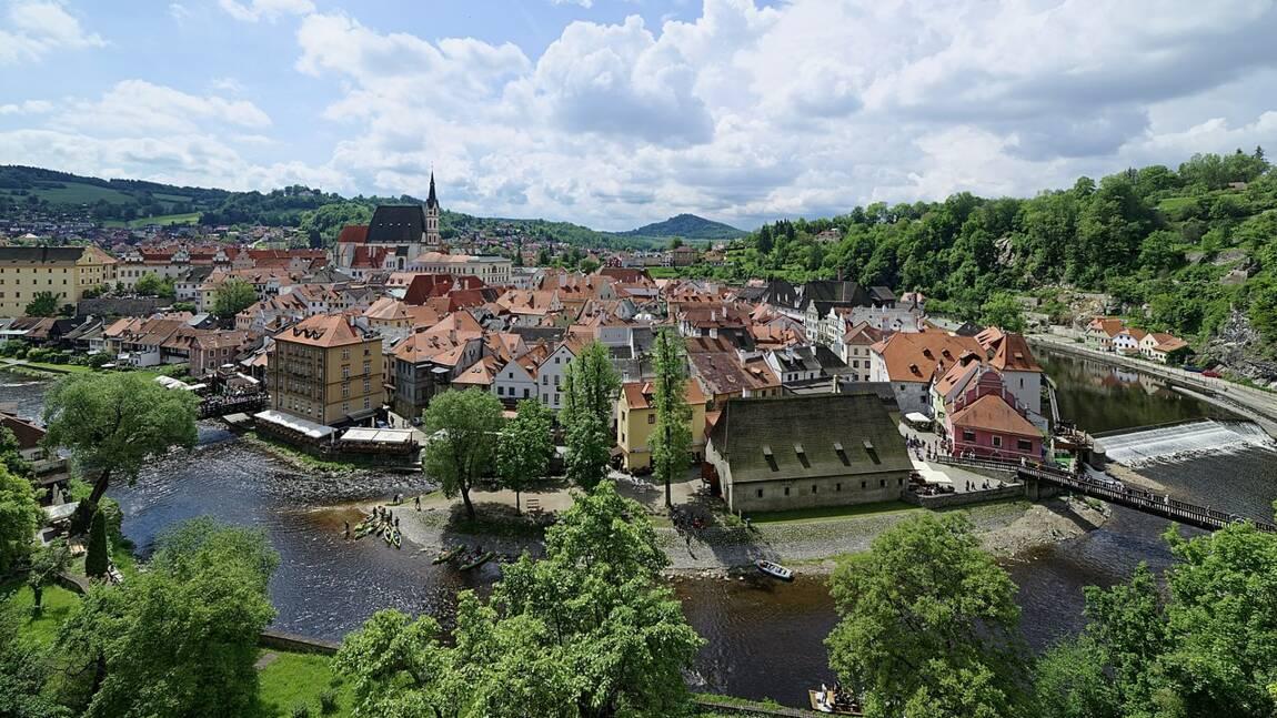 Les plus belles villes de République Tchèque
