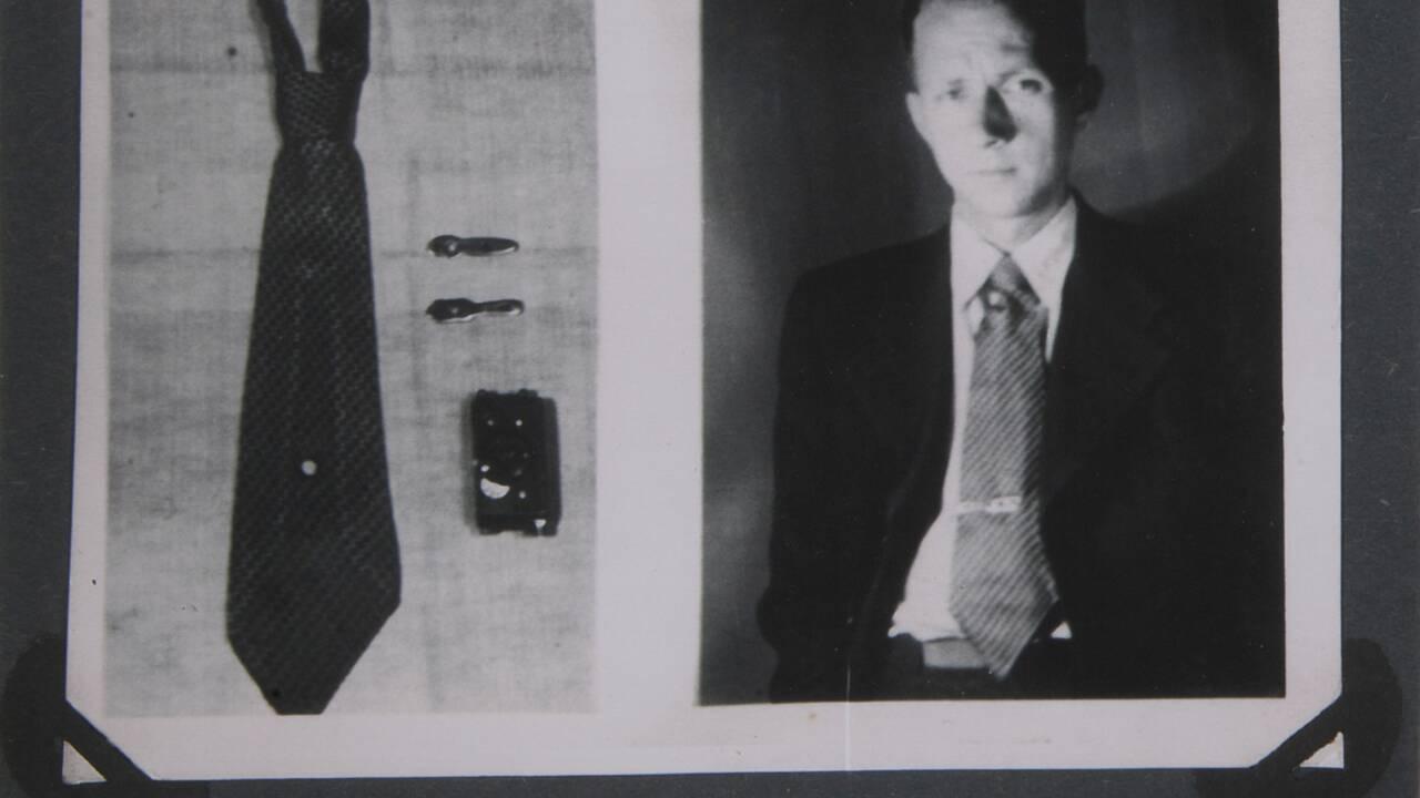 Micro dissimulé dans un stylo, parapluie à la pointe empoisonnée... Les vrais gadgets d'espions du KGB vendus aux enchères