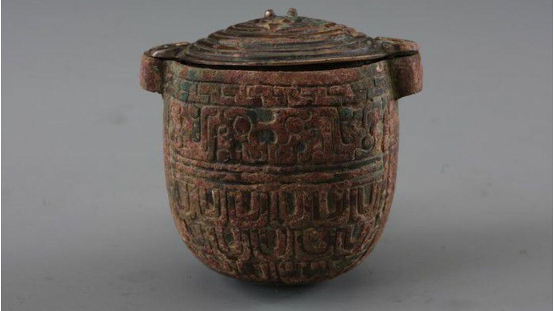 Une crème pour le visage de 2700 ans découverte dans la tombe d'un noble en Chine
