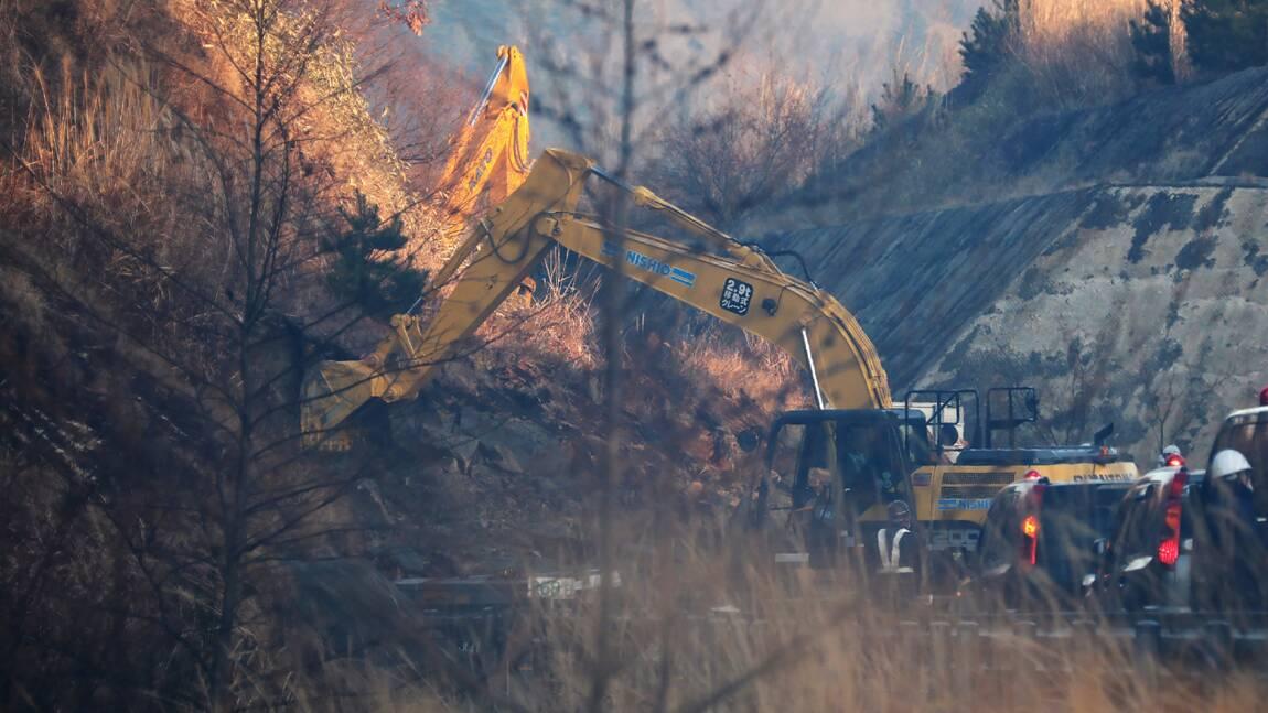 Japon: plus de peur que de mal après un puissant séisme à Fukushima