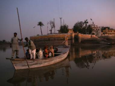 Au Pakistan, la beauté vénéneuse du fleuve Indus