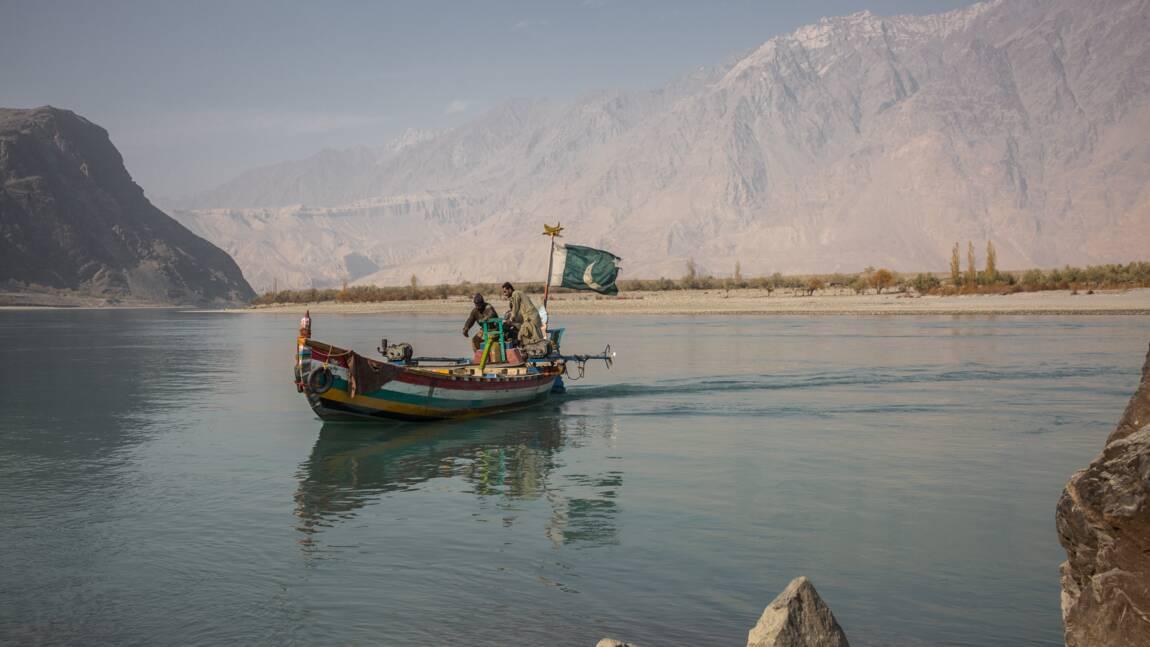 Pakistan : voyage le long de l'Indus, fleuve sacré et vénéneux