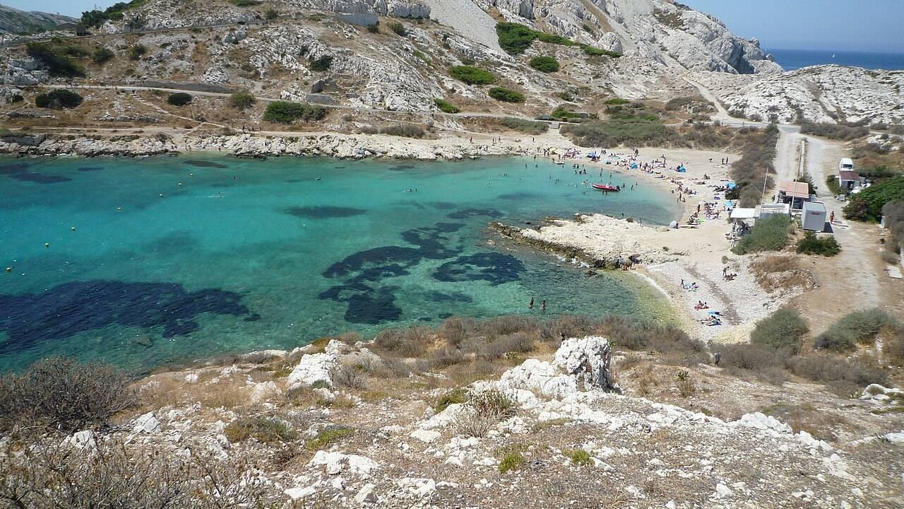 Notre top 10 des plus belles plages de Marseille