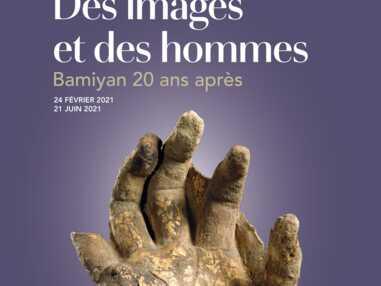 """Musée Guimet : exposition """"Bâmiyân, 20 ans après"""""""
