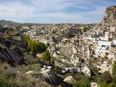 Les plus beaux endroits de Cappadoce