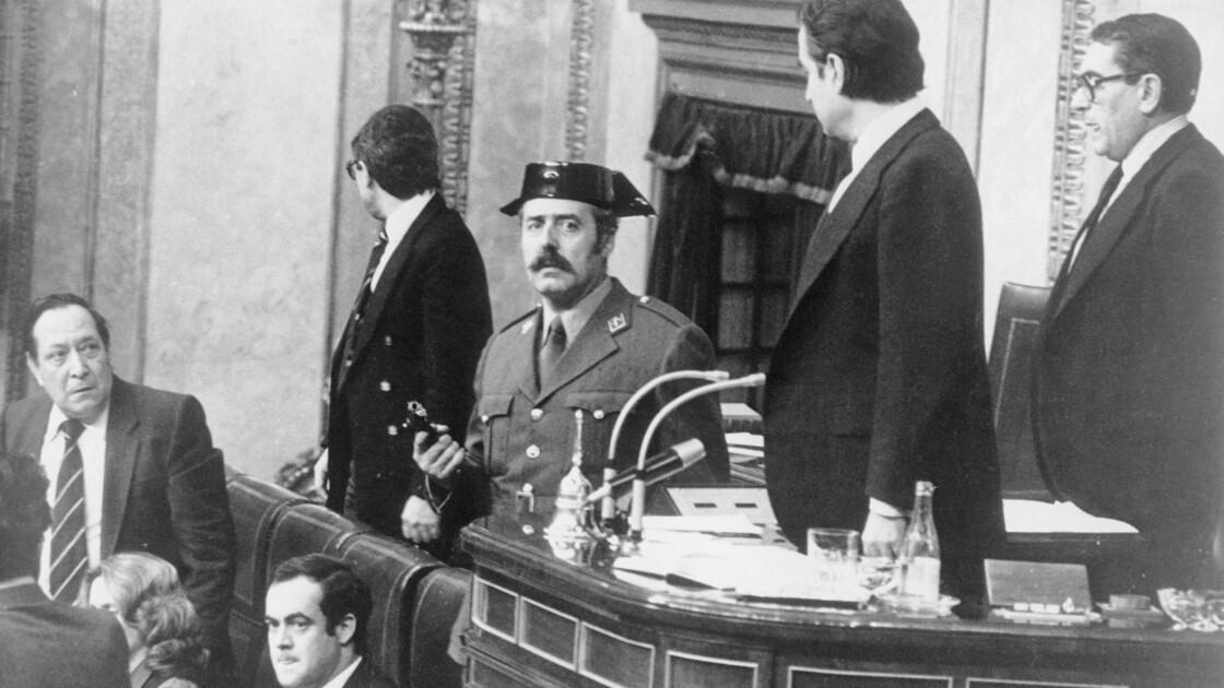 Espagne : retour sur le déroulement de la tentative de coup d'Etat du 23 février 1981
