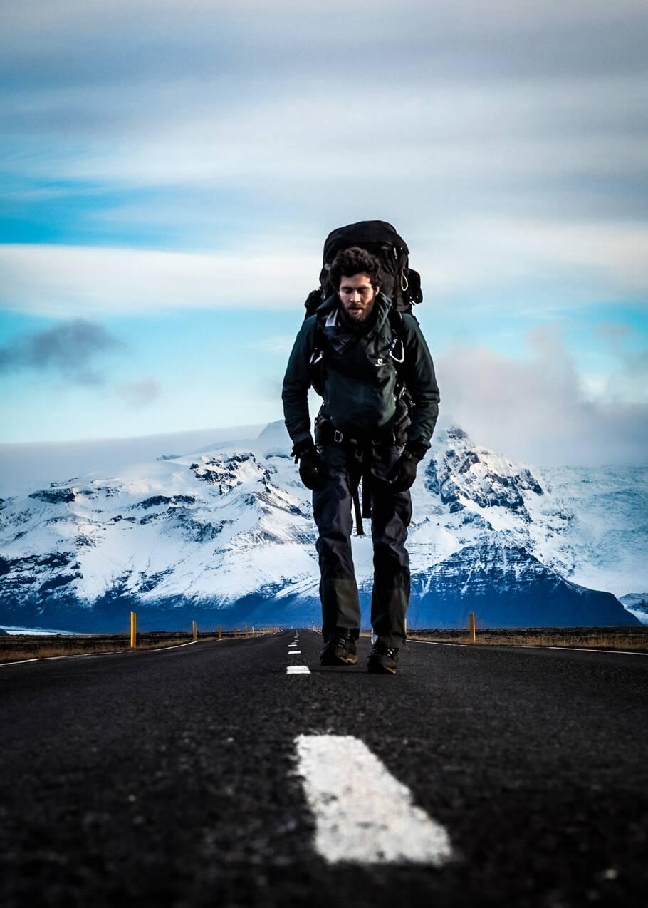 Ce Français a parcouru 3000 km à pied à travers les contrées sauvages de l'Islande