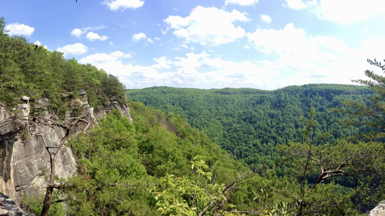 New River Gorge : les Etats-Unis créent leur 63e parc national en Virginie-Occidentale