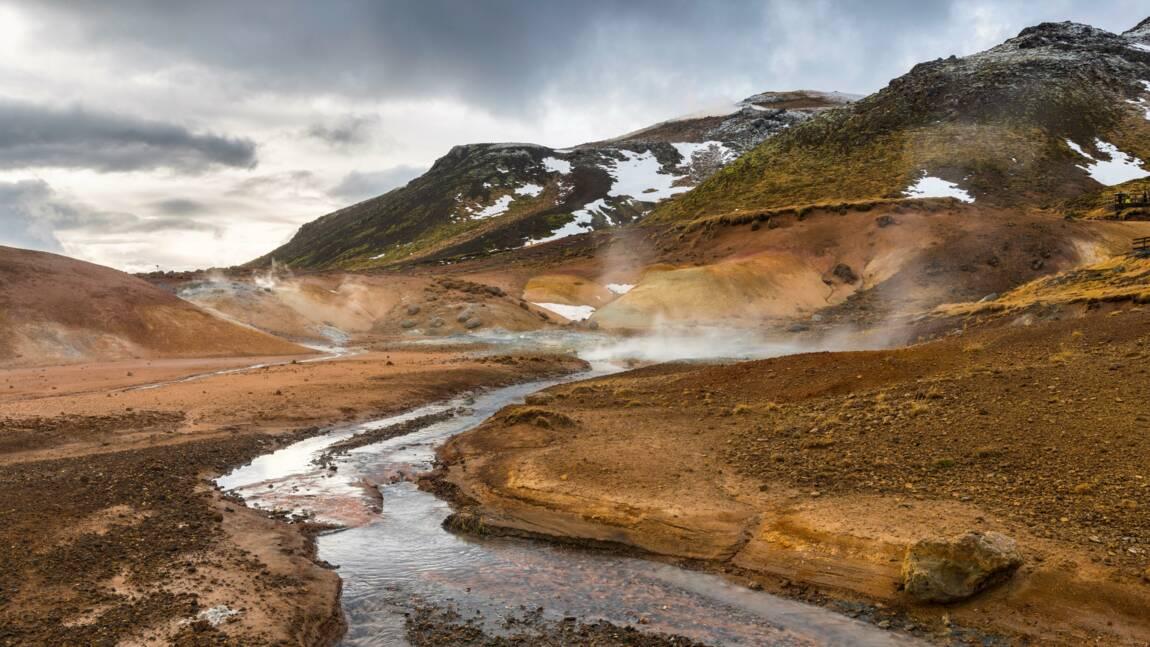 Près de 10 000 tremblements de terre secouent l'Islande en moins d'une semaine
