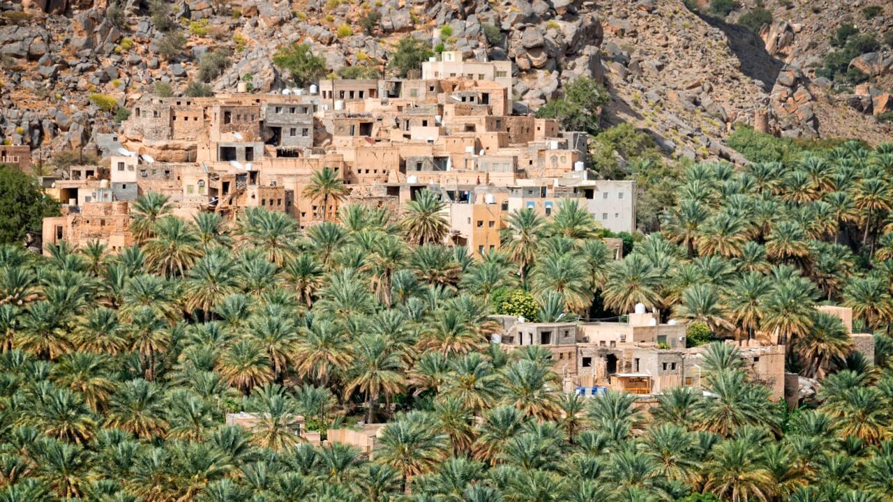 Oman : un village transforme ses maisons traditionnelles abandonnées en hôtels pour touristes