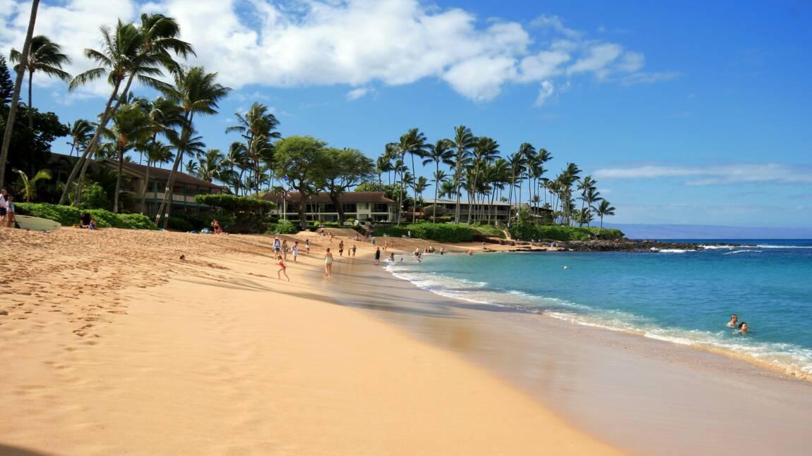 """Les internautes élisent """"les plus belles plages des Etats-Unis en 2021"""""""