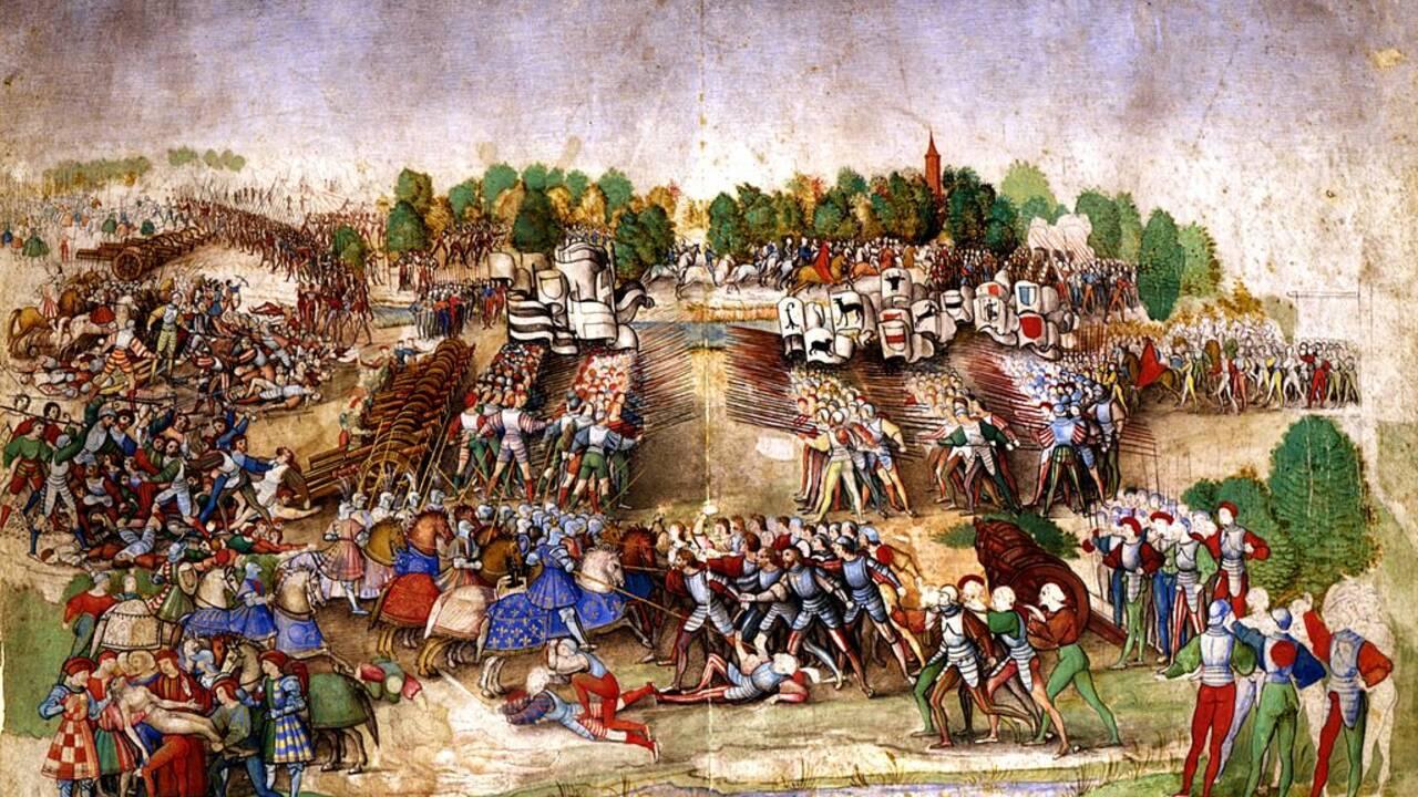Bataille de Marignan, une date restée gravée
