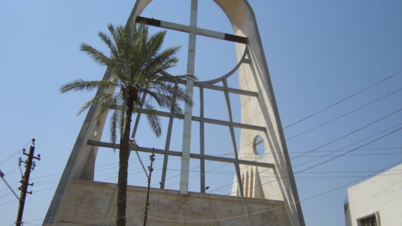 A la découverte du patrimoine irakien dans les traces du pape François