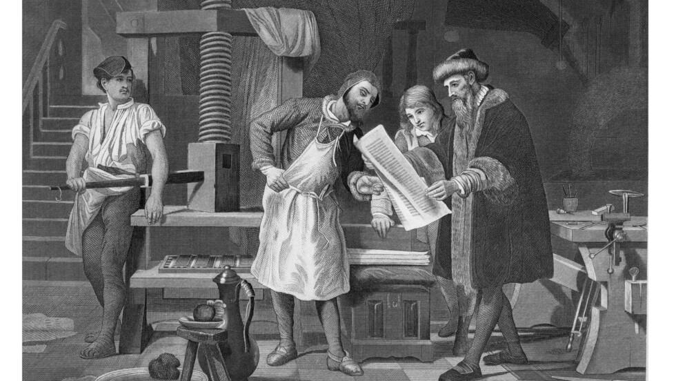 Gutenberg : portrait de celui qui a révolutionné l'imprimerie