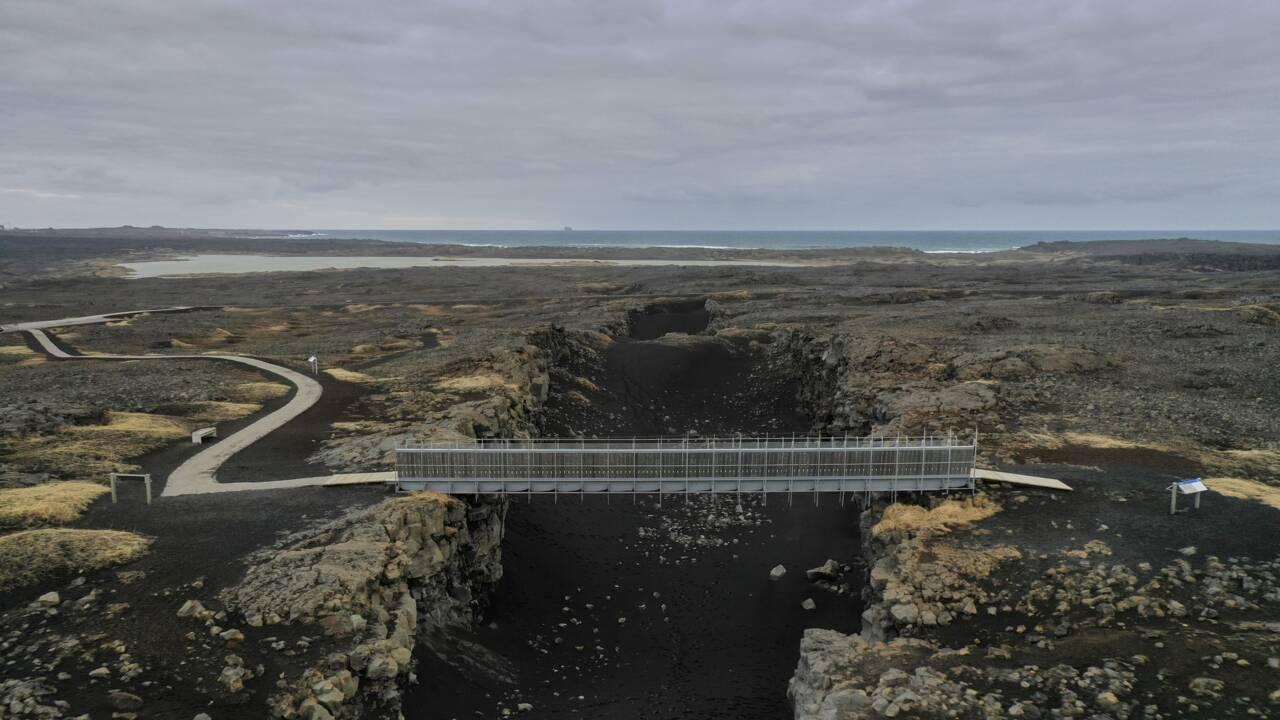 Après une semaine à trembler, l'Islande se prépare à une possible éruption près de Reykjavík