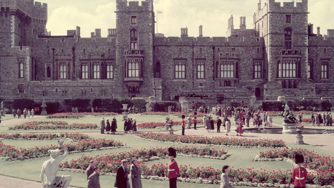 Au château de Windsor, 900 ans d'histoire de la monarchie britannique