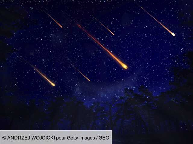 Comment reconnaître une météorite ? - GEO