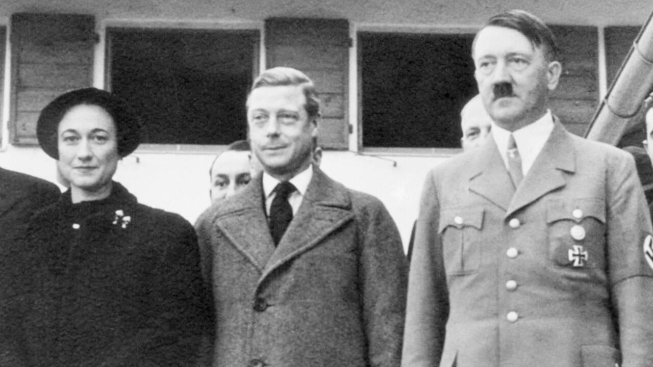 Abdication d'Edouard VIII : retour sur les amours sulfureuses et sympathies nazies des Windsors