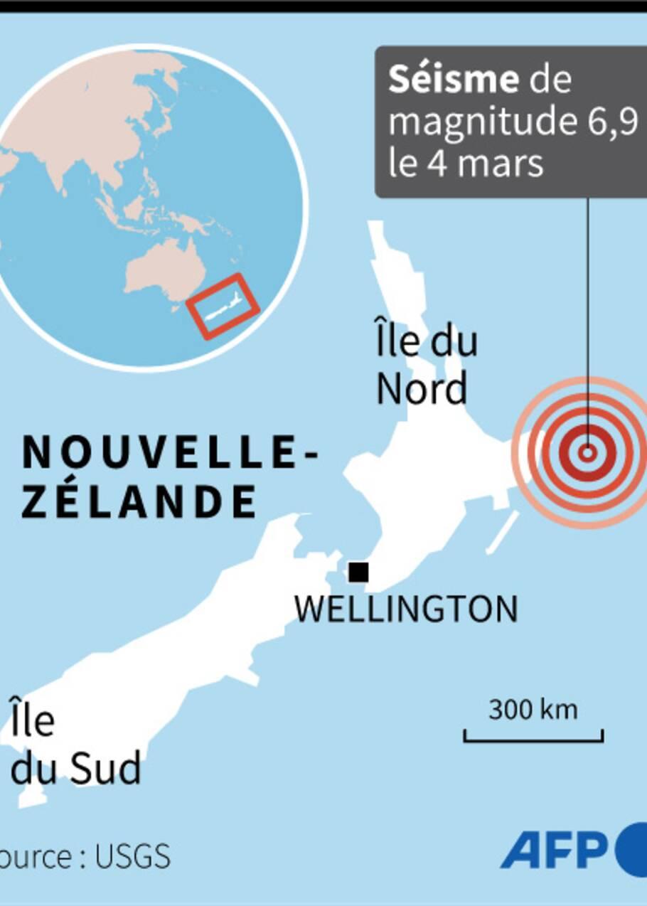 Nouvelle-Calédonie: frayeurs après une alerte au tsunami