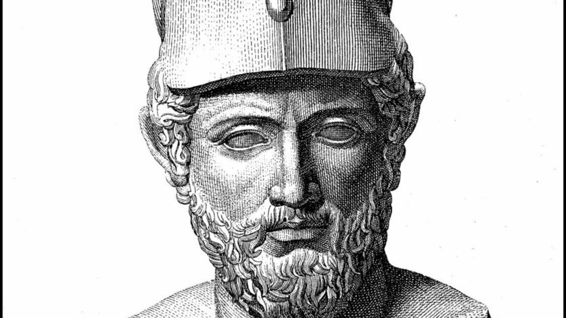Périclès : inventeur de la démocratie et homme d'état Athénien
