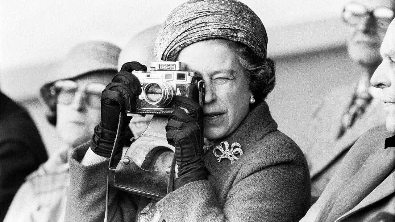 Elisabeth II, impératrice de l'image