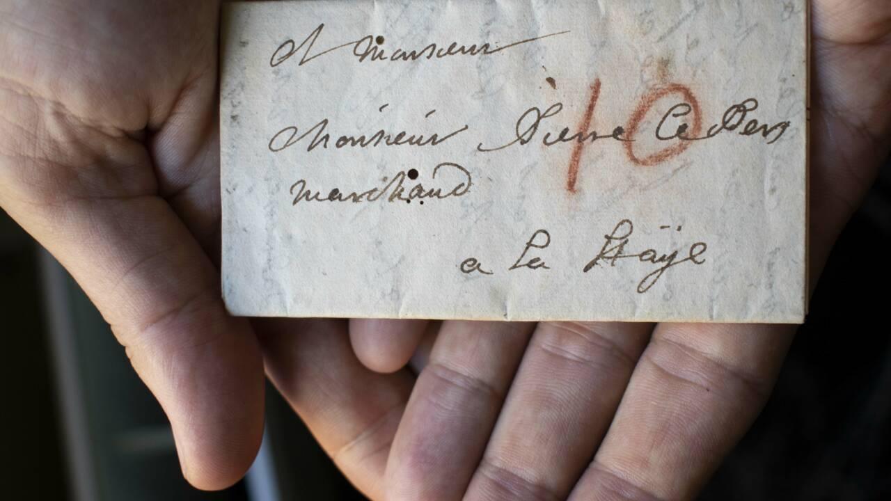 Des chercheurs ont trouvé le moyen de lire sans les ouvrir des lettres scellées datant de la Renaissance