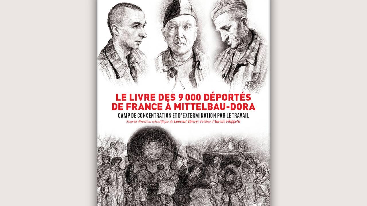 Un livre hommage aux 9 000 déportés de France à Mittelbau-Dora