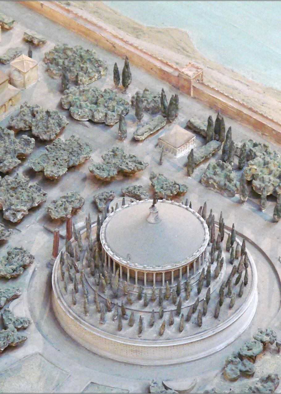 A Rome, la renaissance du colossal mausolée oublié de l'empereur Auguste