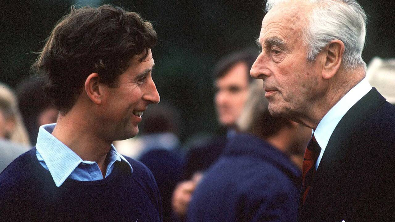 Lord Mountbatten : glorieux cousin des Windsor à l'étoffe d'un héros
