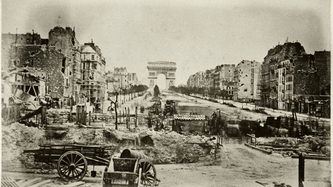 Commune de Paris : Louise Michel, Jules Vallès, Gustave Courbet... Les figures de l'insurrection