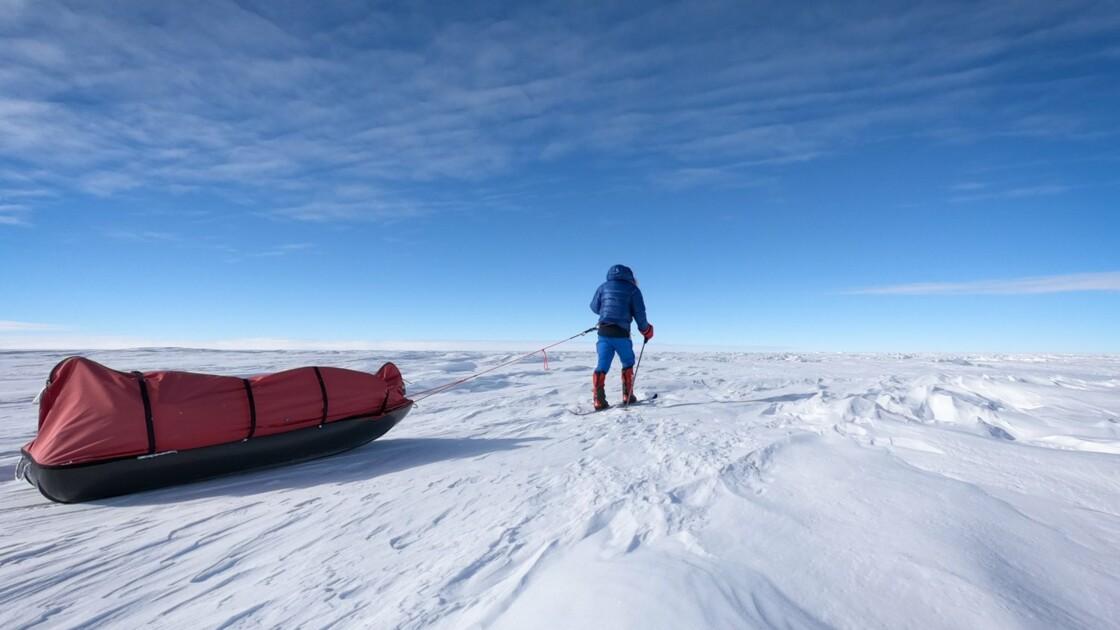 Covid-19 : les conseils de l'explorateur Matthieu Tordeur pour faire face à l'incertitude