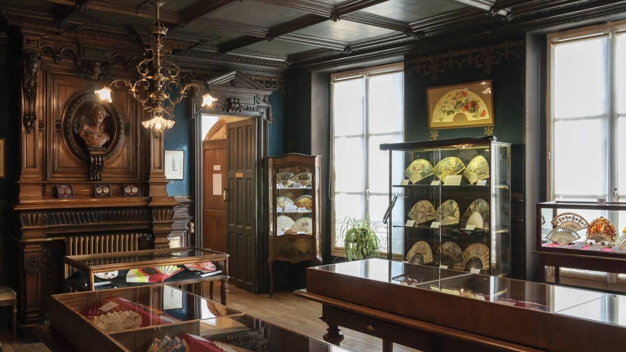 A Paris, l'atelier-musée de l'éventail menace de fermer ses portes