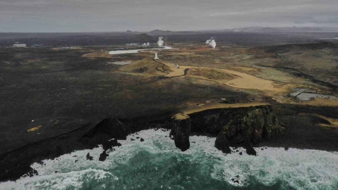 En Islande, les mystères du réveil d'une zone volcanique endormie depuis 800 ans