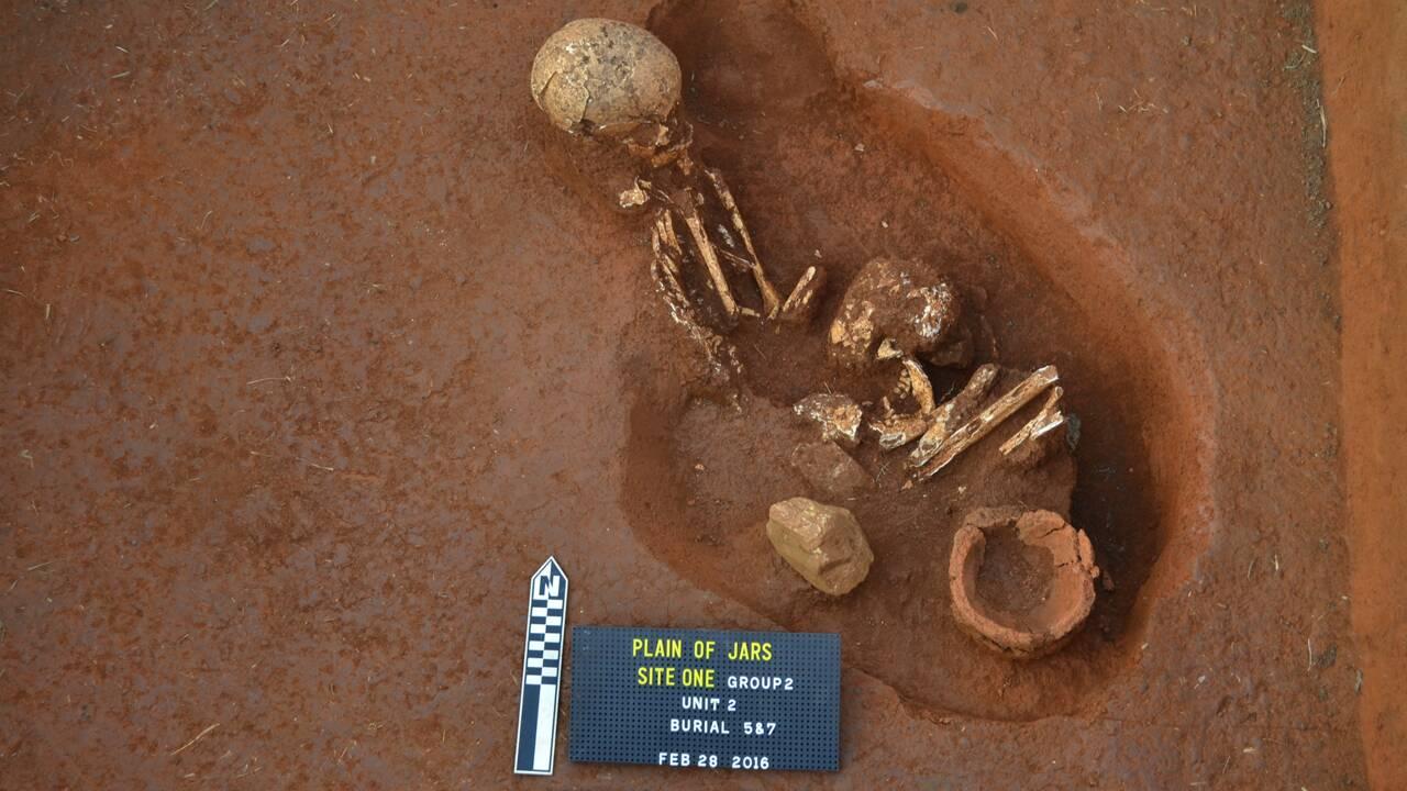 """De nouvelles découvertes éclairent le mystère des """"jarres des morts"""" au Laos"""
