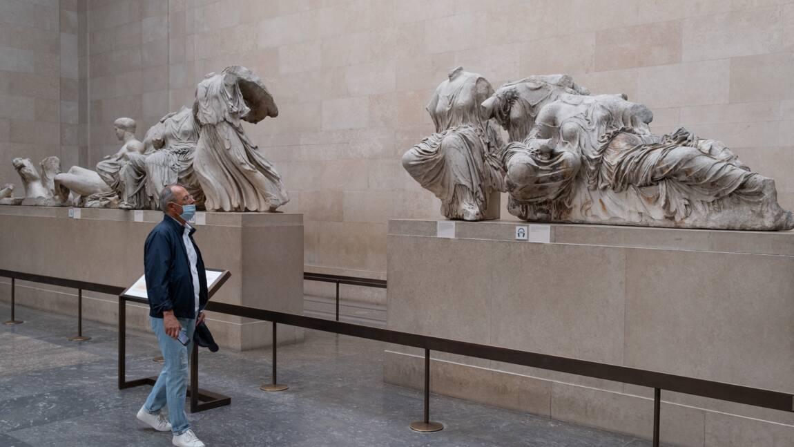 Londres refuse (à nouveau) de rendre les marbres du Parthénon à Athènes