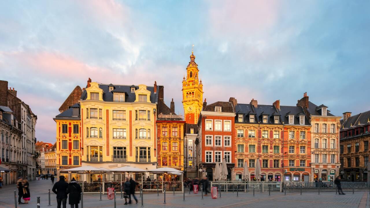 Lille présentée comme la plus belle ville d'Europe dans la vidéo d'un influenceur chinois