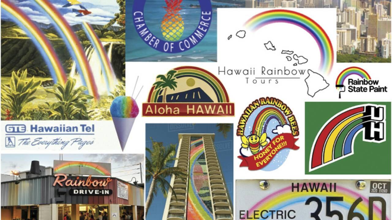 """A Hawaii, les secrets des """"meilleurs arcs-en-ciel au monde"""""""