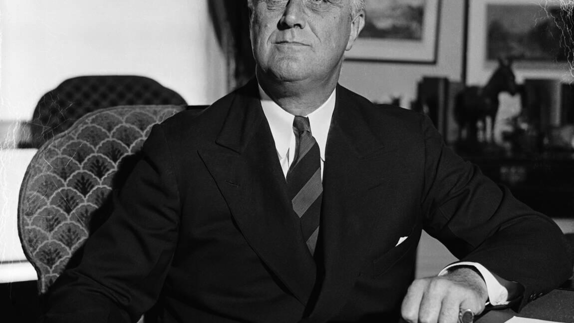 Franklin Roosevelt : qui était ce président emblématique des Etats-Unis ?