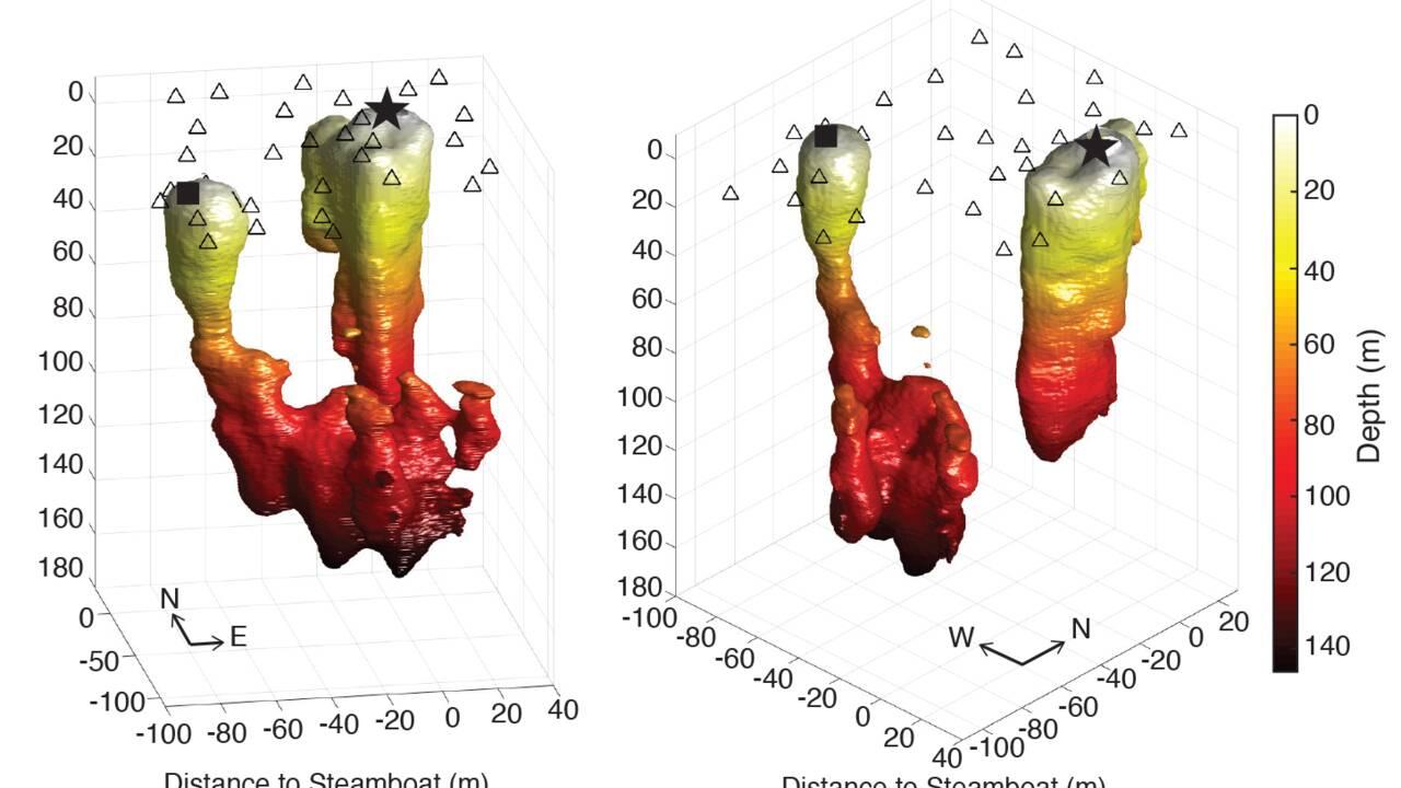 Des chercheurs ont exploré les profondeurs du plus grand geyser actif au monde
