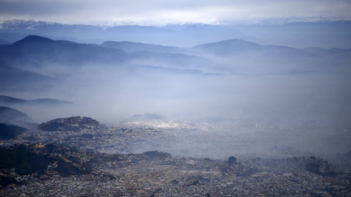 Pollution aux micro-particules: 3/4 des pays touchés, malgré la baisse due au Covid