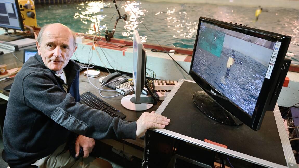 Jean-Louis Etienne lance son Polar Pod, un bateau vertical pour explorer l'océan Austral