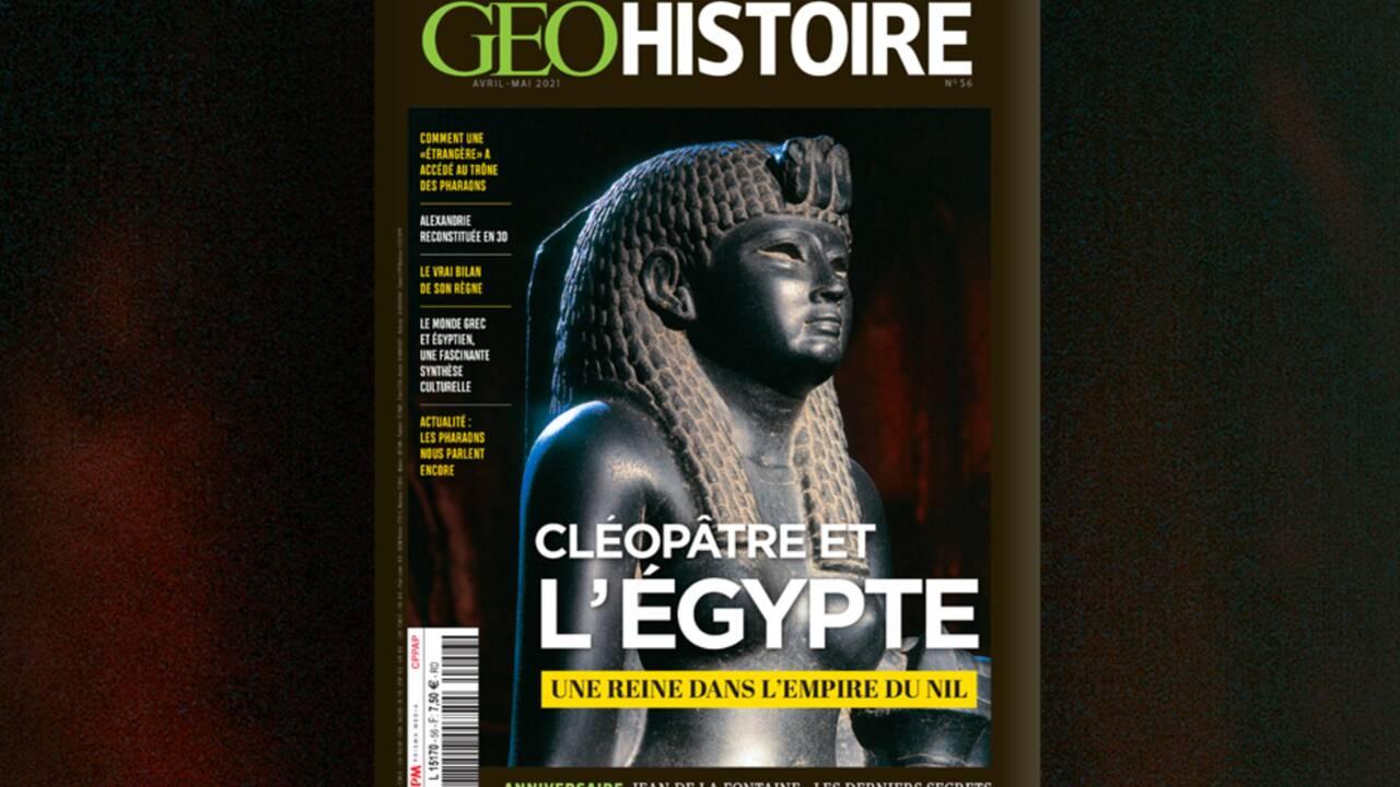 Femme d'Etat ou courtisane ? La reine Cléopâtre en 9 questions
