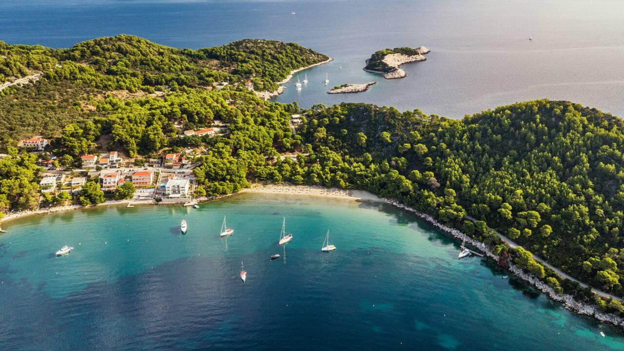 Croatie. Destination aventure et nature