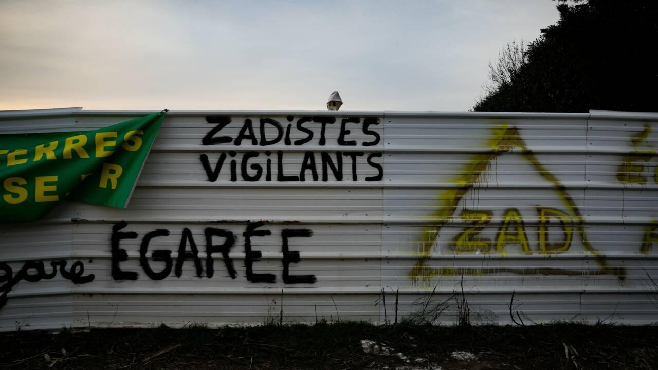 """De l'usine à la ZAD, Bernard Loup, """"infatigable"""" militant du Triangle de Gonesse"""