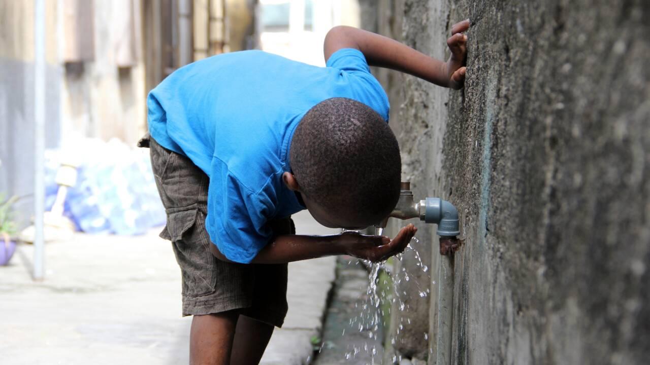 Journée mondiale de l'eau: un enfant sur trois manque d'eau au Nigeria