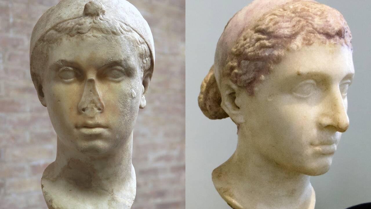 A quoi la reine Cléopâtre ressemblait-elle vraiment ?