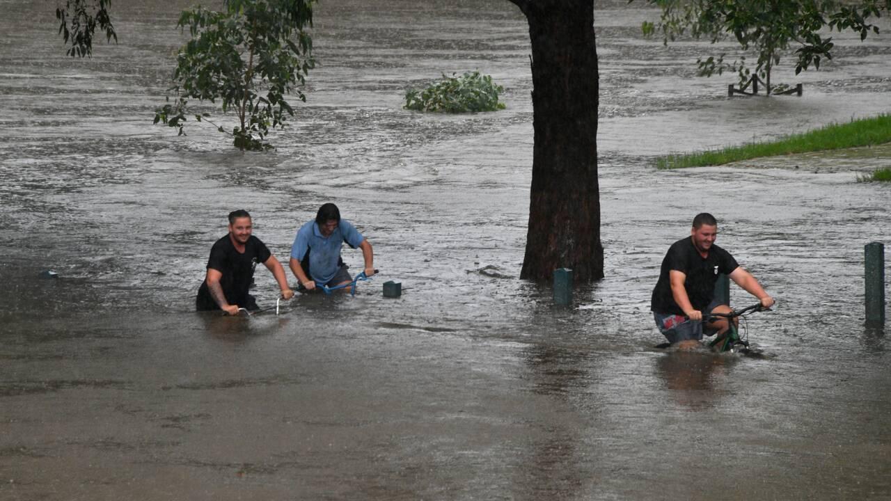 Australie: les zones inondées s'étendent, nouvelles évacuations prévues