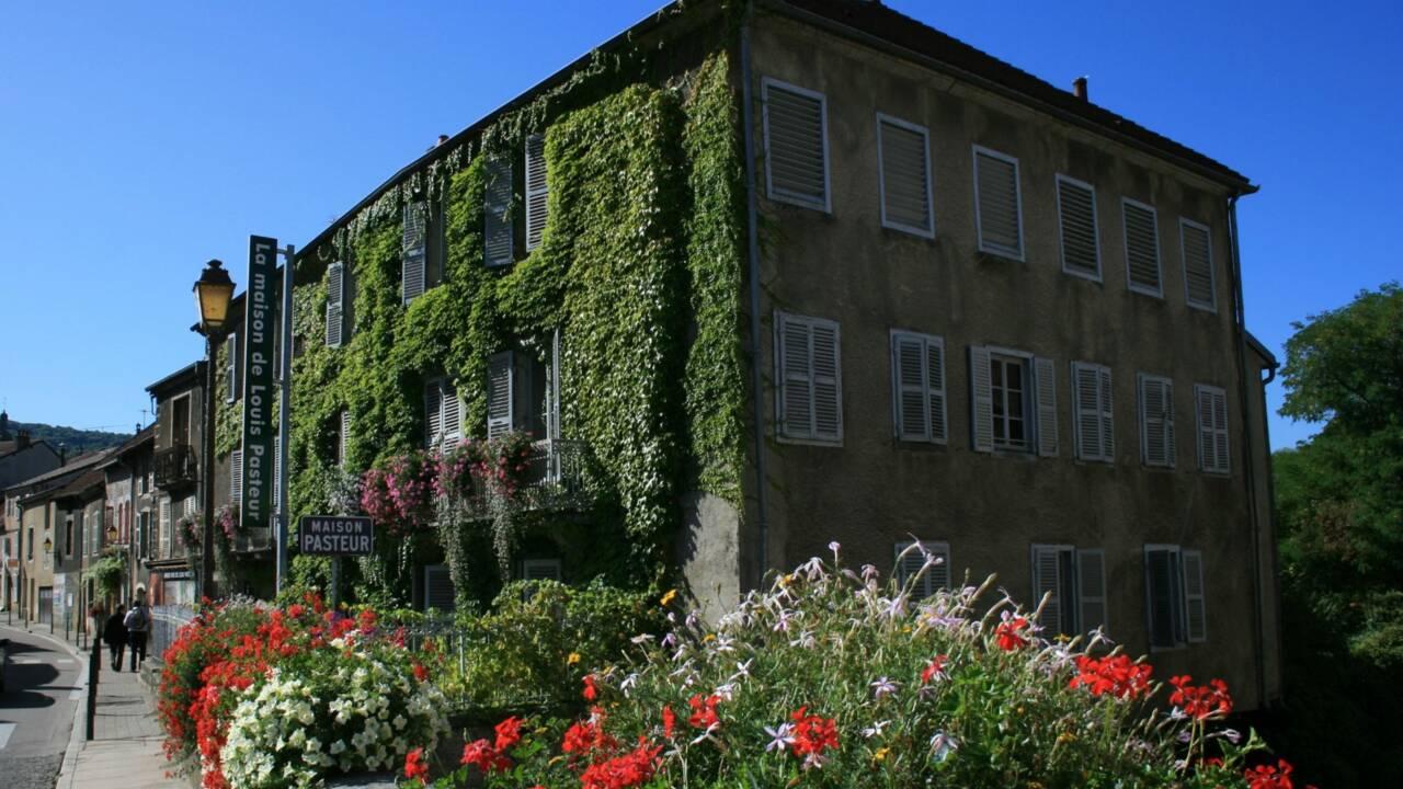 Dans le Jura, la maison familiale de Louis Pasteur cherche des financements